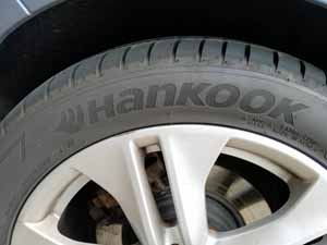 ハンコックタイヤ