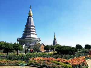 タイ王様の塔