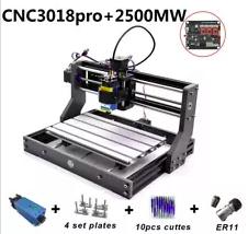 CNC3018Pro+laser