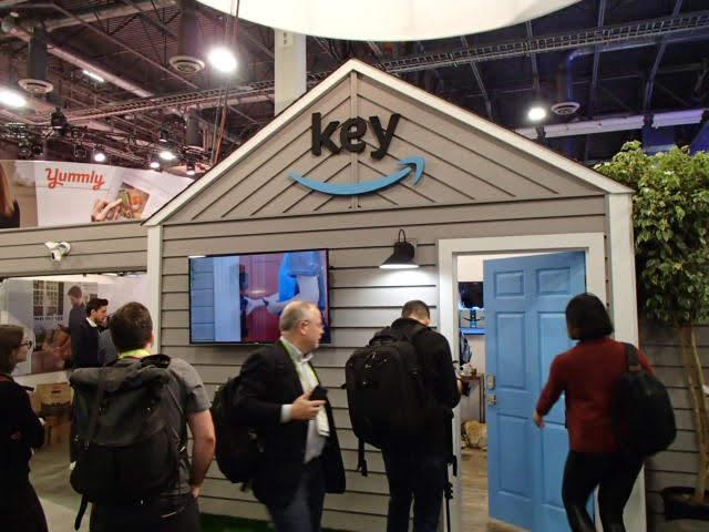 AmazonのKeyサービス